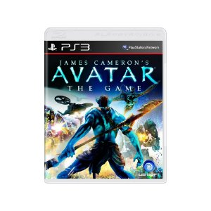 Jogo Avatar The Game - |Usado| - PS3