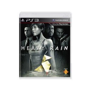 Heavy Rain - Usado - PS3