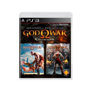 God of War Collection - Usado - PS3