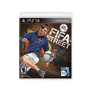 Jogo FIFA Street - |Usado| - PS3