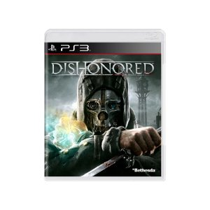 Dishonored - Usado - PS3