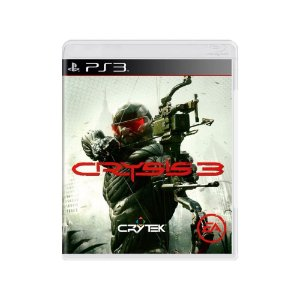 Crysis 3 - Usado - PS3