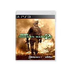 Jogo Call of Duty: Modern Warfare 2 - |Usado| - PS3