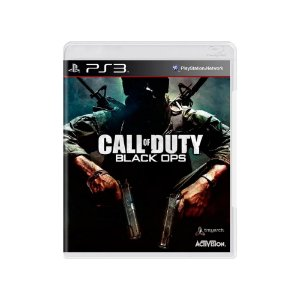 Call of Duty Black Ops - Usado - PS3