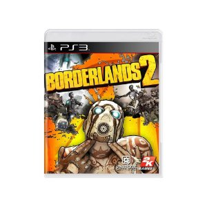 Borderlands 2 - Usado - PS3