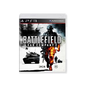 Battlefield Bad Company 2 - Usado - PS3