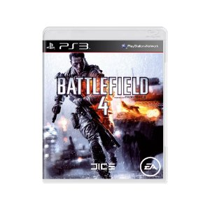 Battlefield 4 - Usado - PS3