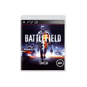 Battlefield 3 - Usado - PS3