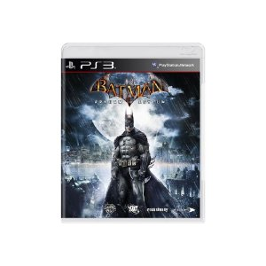 Batman: Arkham Asylum - Usado - PS3