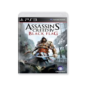 Jogo Assassin's Creed IV: Black Flag - |Usado| - PS3