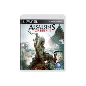 Assassin's Creed III - Usado - PS3