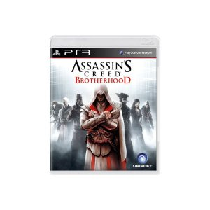 Assassin's Creed Brotherhood - Usado - PS3
