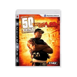 50 Cent: Blood on the Sand - Usado - PS3