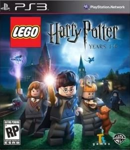 Lego Harry Potter Years 1-4 - PS3
