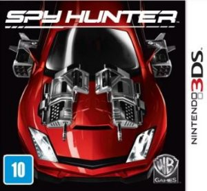 Spy Hunter - |Usado| - 3DS