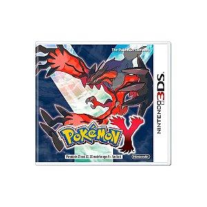 Pokémon Y - Usado - 3DS