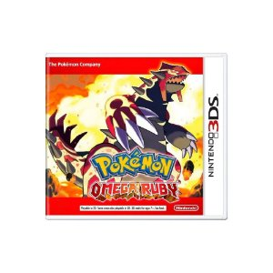 Pokémon: Omega Ruby - Usado - 3DS
