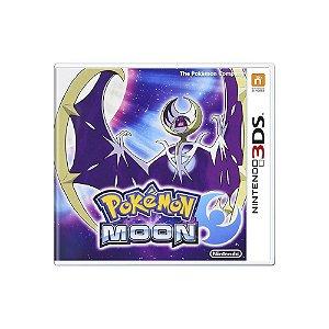 Pokémon Moon - Usado - 3DS