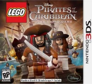 Lego Pirates Of The  Caribbean The Video Game - |Usado| - 3DS