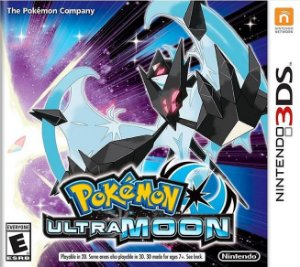 Pokémon Ultra Moon - N3DS