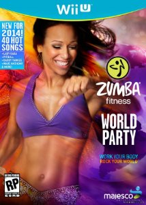 Jogo Zumba World Party - Nintendo Wii U