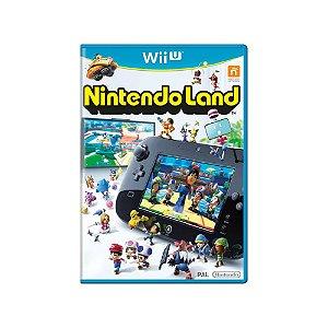 Jogo Nintendo Land - |Usado| - Nintendo Wii U