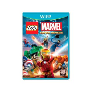 LEGO Marvel Super Heroes - Usado - Wii U