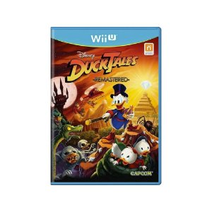 DuckTales: Remastered - Usado - Wii U