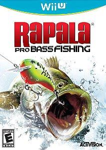 Rapala Pro Bass Fishing - |Usado| - Nintendo Wii U