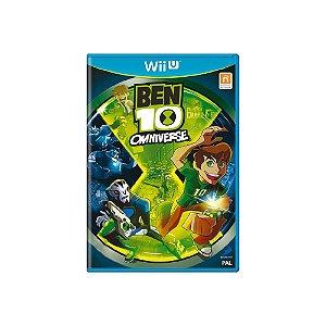 Ben 10: Omniverse - Usado - Wii U