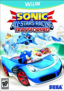 Sonic All Stars Racing Transformed - Wii U