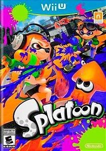 Splatoon - |Usado| - Wii U