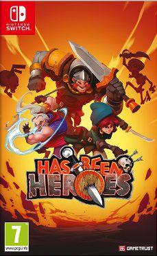 Has-Been Heroes - Switch