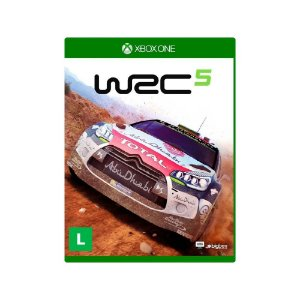 WRC 5: FIA World Rally Championship - Usado - Xbox One