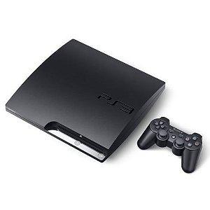Playsation 3 Slim - 160GB |Seminovo|