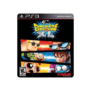 Cartoon Network: Punch Time Explosion - Usado - PS3