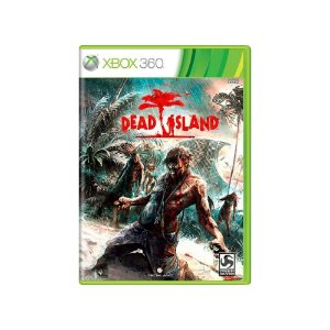 Dead Island - Usado - Xbox 360