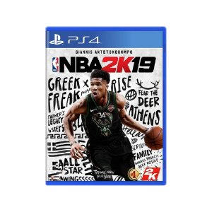 NBA 2K19 - Usado - PS4