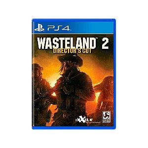 Wasteland 2 Director's Cut - Usado - PS4