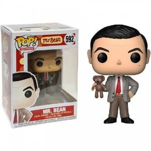 Boneco Funko Pop Mr. Bean 592