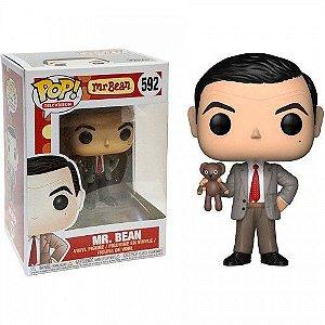 Boneco Funko Pop Mr. Bean 592
