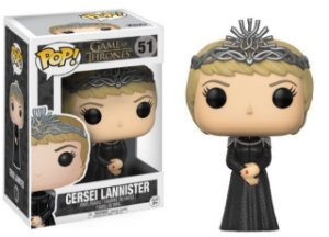 Boneco Funko Pop Game of Thrones - Cersei Lannister 51