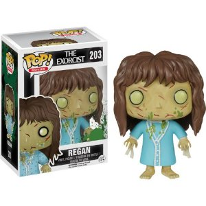 Boneco Funko Pop The Exorcist - Regan 203