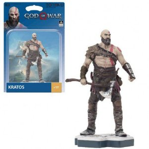 Boneco Totaku God Of War - Kratos N°07