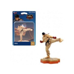 Boneco Ryu N°24 Street Fighter Arcade Edition - Totaku