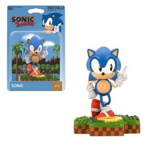 Boneco Totaku Sonic The Hedgehog - Sonic N°10