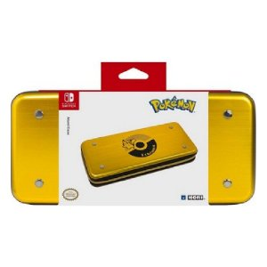 Case De alumínio Pikachu - Switch