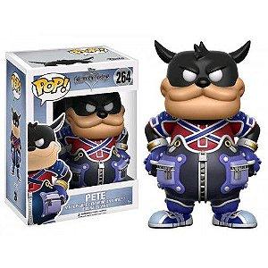 Boneco Funko Pop Kingdom Hearts - Pete 264