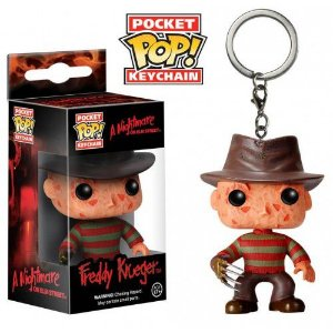 Pocket Pop Keychain A Nightmare - Freddy krueger