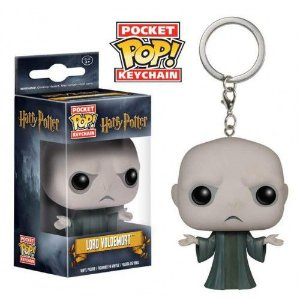Pocket Pop Keychain Harry Potter - Lord Voldemort